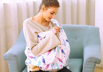 Best nursing covers for breastfeeding