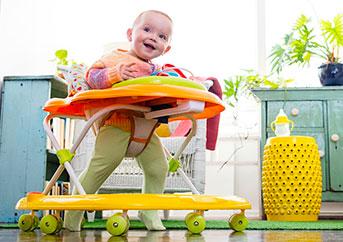 Cheap baby walker