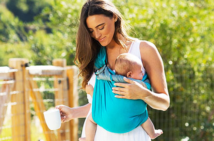 Learn On How To Use a Baby Wrap: Step-by-step
