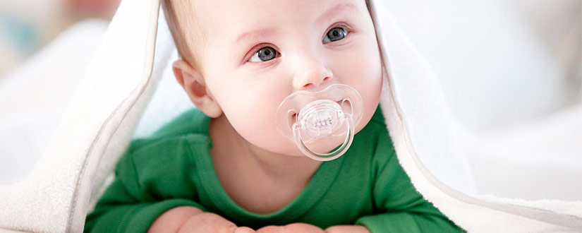 MY BABY WON'T TAKE A PACIFIER - WHAT SHOULD I DO?