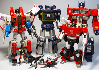 Best Transformers Toys
