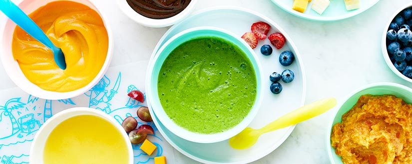 HOW TO MAKE THE BEST BABY FOOD: USEFUL TIPS