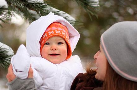 Baby Snowsuit