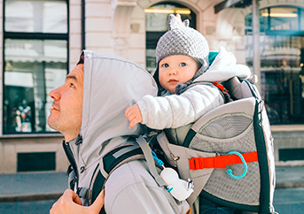 Best Baby Carrier for Dad
