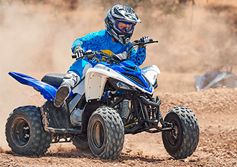 Gas Powered 4 Wheeler for 3 Year Old