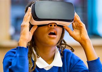 VR Headset for Kids