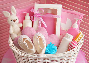 Baby Shower Hostess Gifts