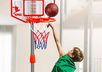 Indoor Basketball Hoop for Kids